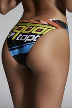 DSQUARED2 Bionic Sport Bikini Briefs Brief trunks Woman