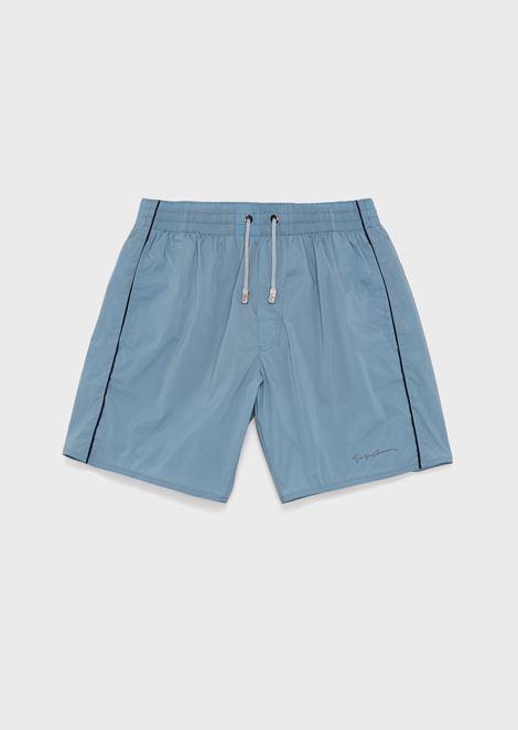 GIORGIO ARMANI Swim Shorts Man d