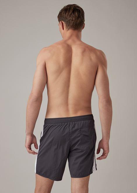 GIORGIO ARMANI Beachwear Boxers Man r