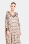 MISSONI Tunic Woman, Rear view