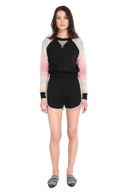 MISSONI MARE Shorts Nero Donna - Retro