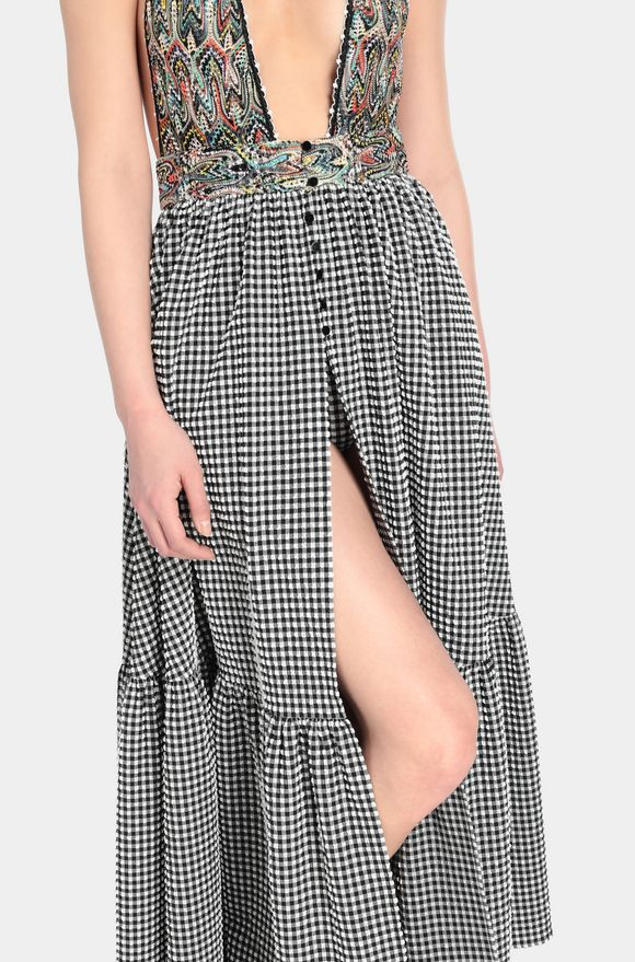 MISSONI Пляжная юбка Для Женщин, Вид сзади