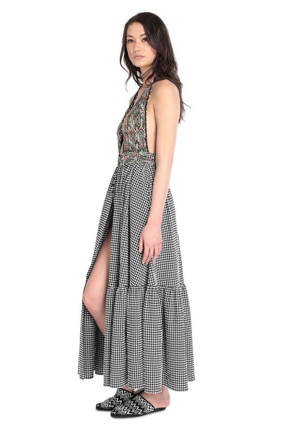 MISSONI Пляжная юбка Для Женщин, Вид сбоку