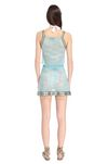 MISSONI Beachwear skirt Woman, Rear view
