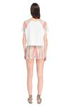 MISSONI Beachwear T-Shirt Woman, Rear view