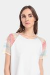 MISSONI T-shirt beachwear Damen, Detail