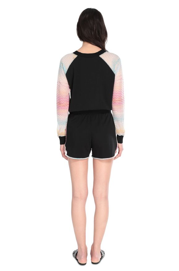 MISSONI Beachwear Sweatshirt Woman, Product view without model