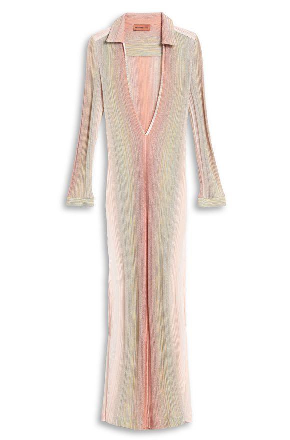 MISSONI Длинное пляжное платье Для Женщин, Вид без модели