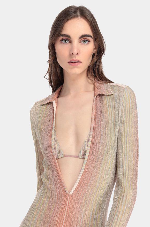 MISSONI Длинное пляжное платье Для Женщин, Детали
