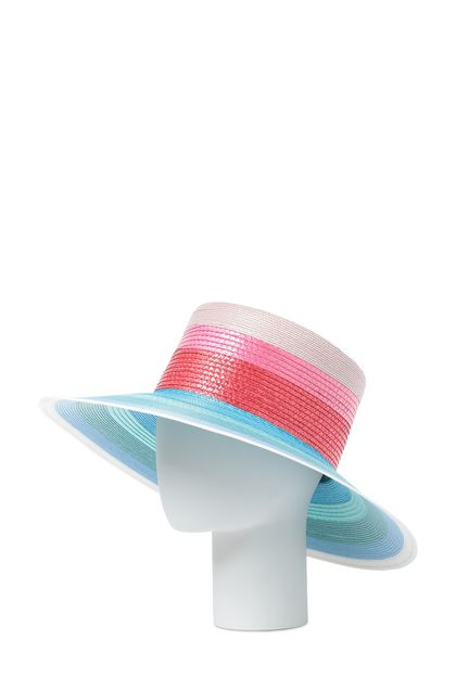 MISSONI MARE Beach Hat Red Woman - Front