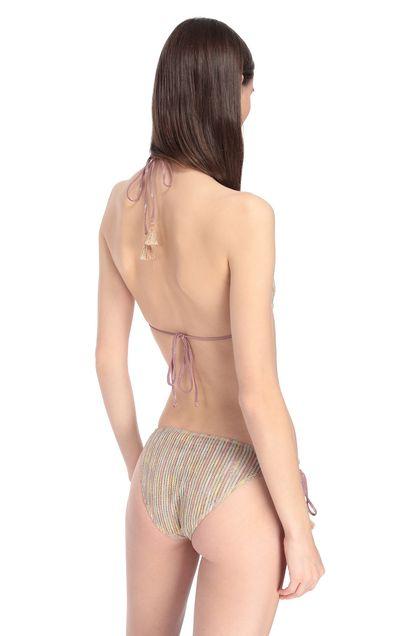 MISSONI MARE Bikini Pastel pink Woman - Front