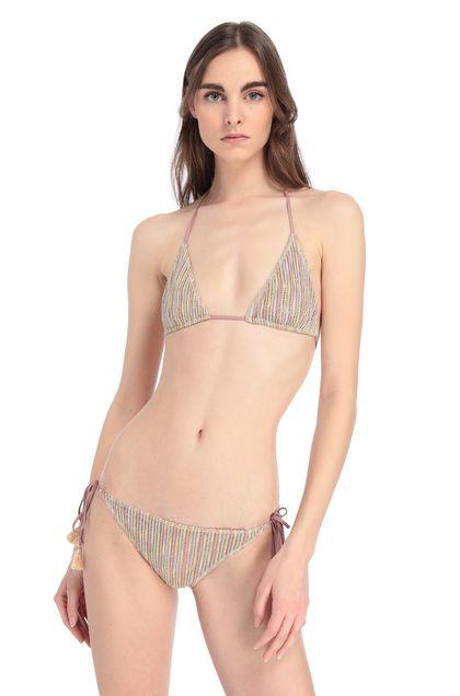 MISSONI MARE Bikini Pastel pink Woman - Back