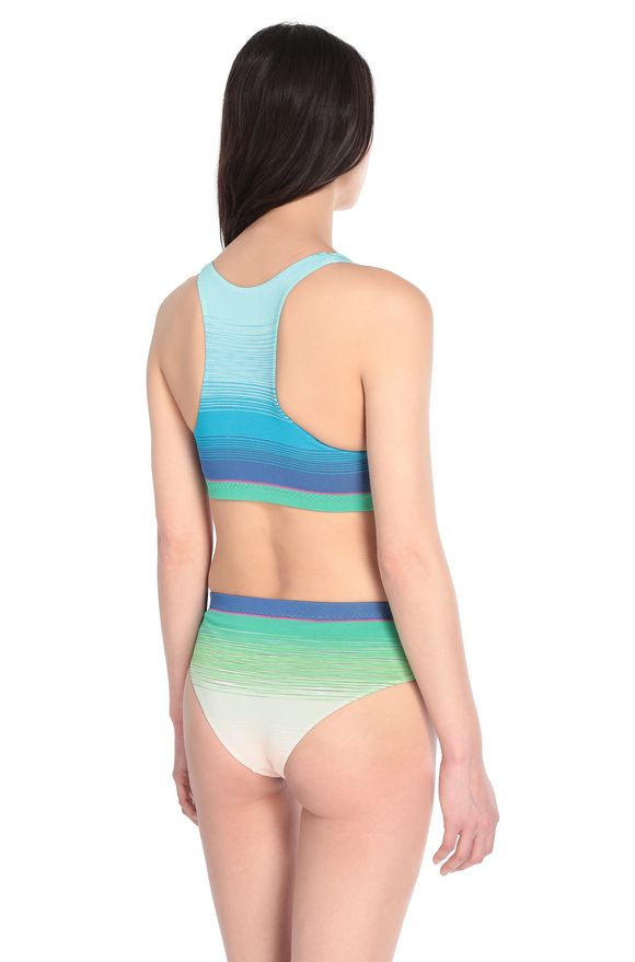 MISSONI Bikini Woman, Rear view