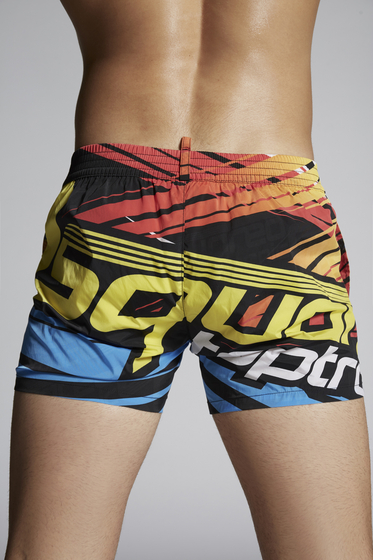 DSQUARED2 Bionic Sport Swim Shorts Swimming trunk Man