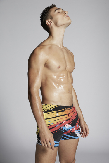 DSQUARED2 Swimming trunk Man b
