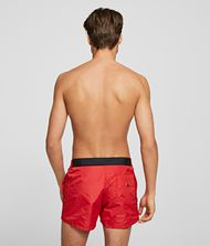 KARL LAGERFELD KARL VERTICAL SHORT BOARDSHORT 9_f