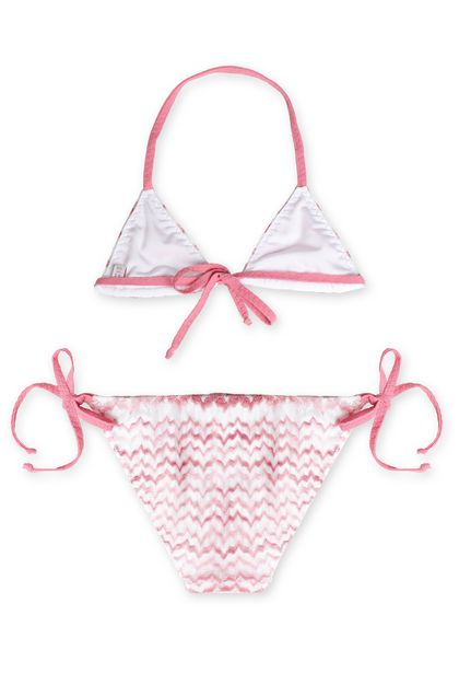 MISSONI KIDS Bikini Pink Woman - Front