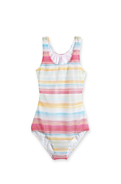 MISSONI KIDS One-piece Yellow Woman - Back