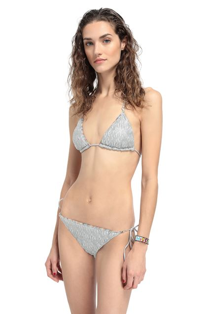 MISSONI MARE Bikini Light grey Woman - Back