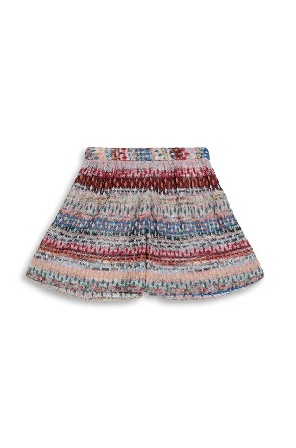 MISSONI Shorts Woman, Product view without model
