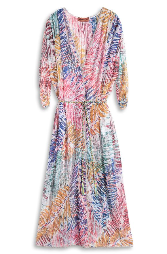MISSONI Long beach coverall Woman, Product view without model