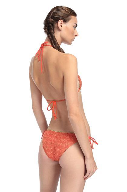 MISSONI MARE Бикини Оранжевый Для Женщин - Передняя сторона