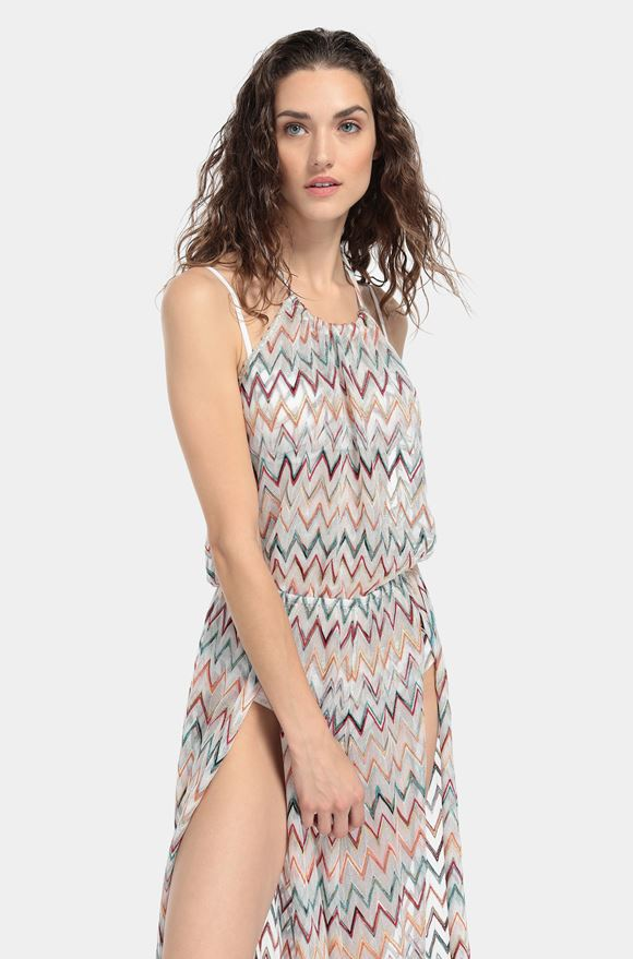 MISSONI Beach Jumpsuit Woman, Detail