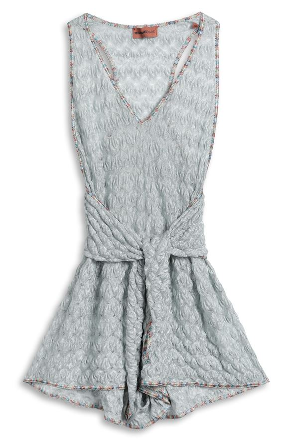 MISSONI Beachwear Jumpsuit Dame, Ansicht ohne Model