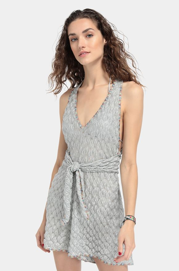 MISSONI Beachwear Jumpsuit Dame, Detail