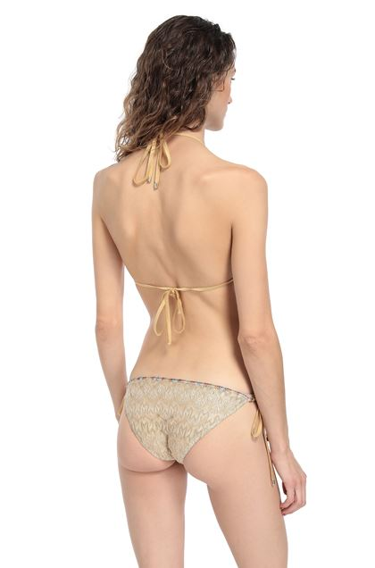 MISSONI MARE Бикини Песочный Для Женщин - Передняя сторона