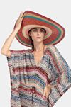 MISSONI Beach Hat Woman, Detail