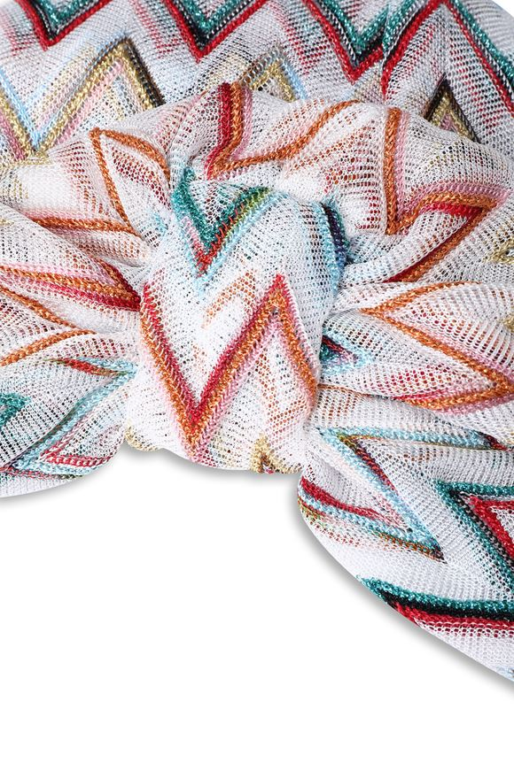 MISSONI Turbant-Beachwear Woman, Product view without model