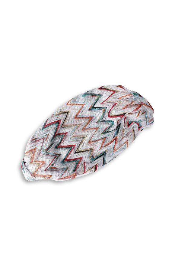 MISSONI Beachwear turban Woman, Side view