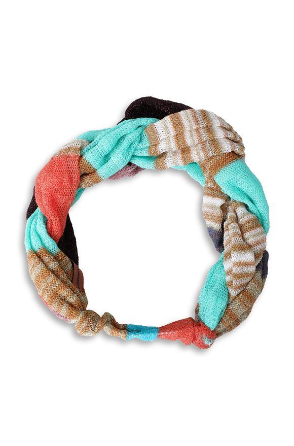 MISSONI Пляжная повязка на голову Для Женщин, Вид спереди