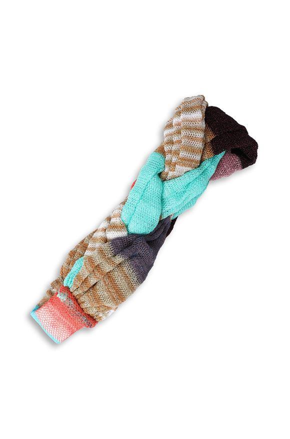 MISSONI Пляжная повязка на голову Для Женщин, Вид сбоку