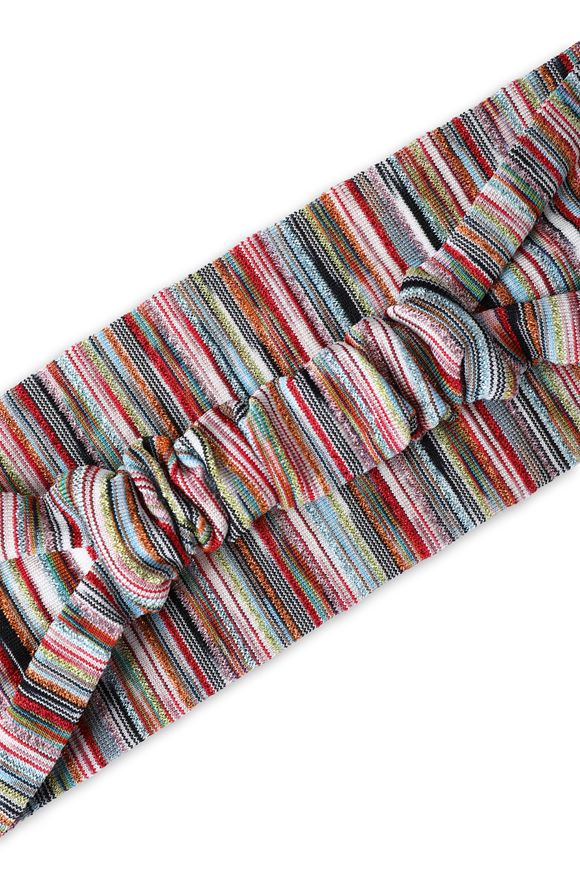 MISSONI Beachwear head band Woman, Product view without model