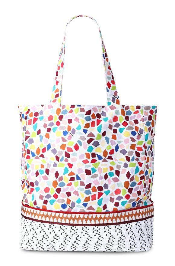 MISSONI Пляжная сумка  Для Женщин, Вид сбоку