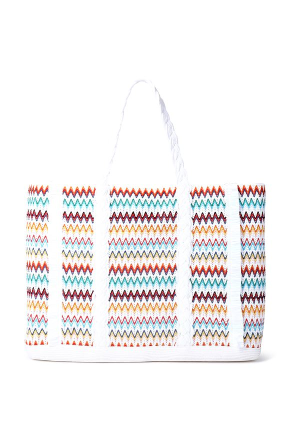 MISSONI Beachwear Bag Woman, Side view