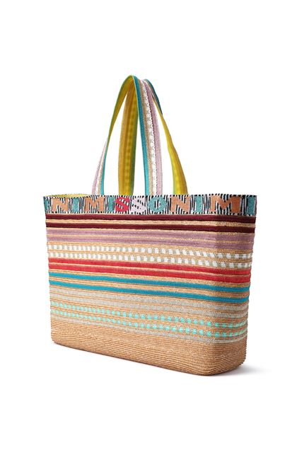 MISSONI MARE Beachwear Bag Sand Woman - Front