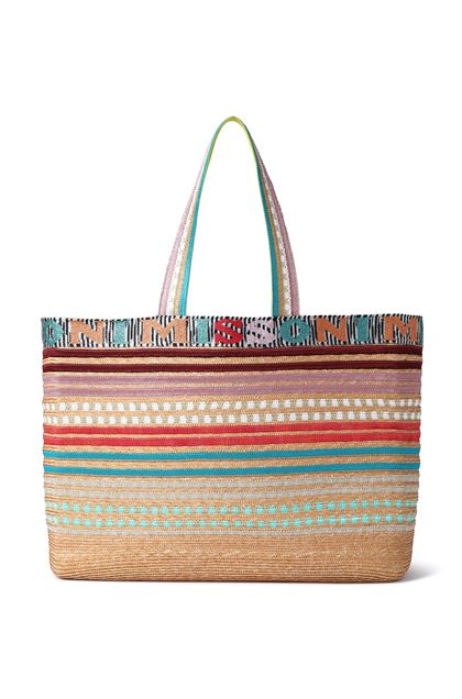 MISSONI MARE Beachwear Bag Sand Woman - Back