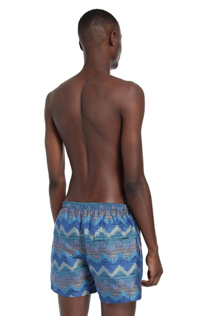 MISSONI MARE Swimsuit Blue Man - Front