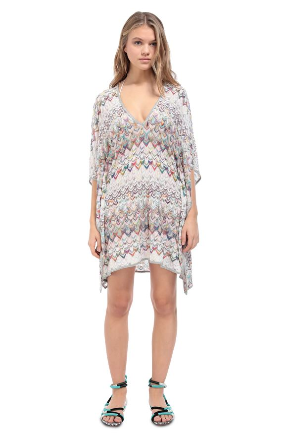 MISSONI Короткое пляжное платье Для Женщин, Вид спереди