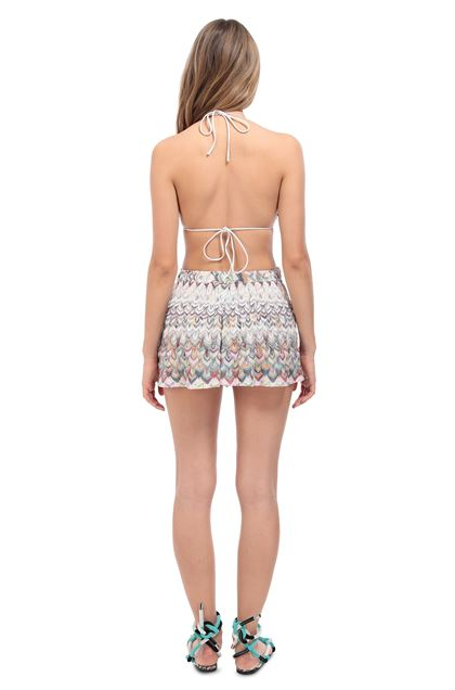 MISSONI MARE Shorts Light pink Woman - Front