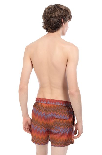 MISSONI MARE Swimsuit Rust Man - Front