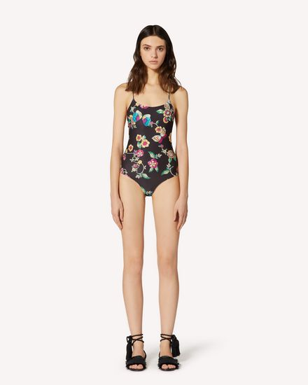 REDValentino Swimming costume Woman TR0MI00B55B N78 f