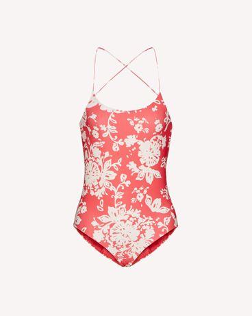REDValentino TR0MI00C55B 49X Swimming costume Woman a
