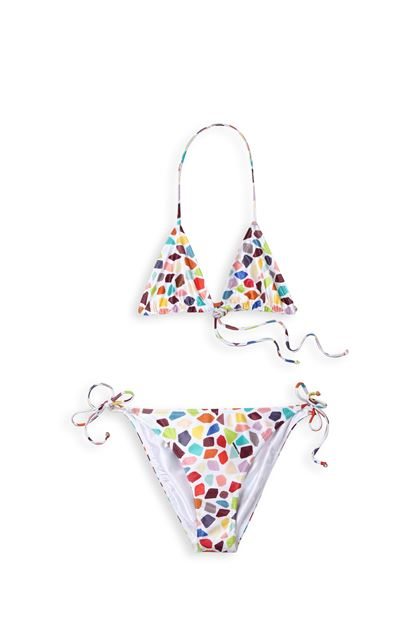MISSONI KIDS Bikini White Woman - Back
