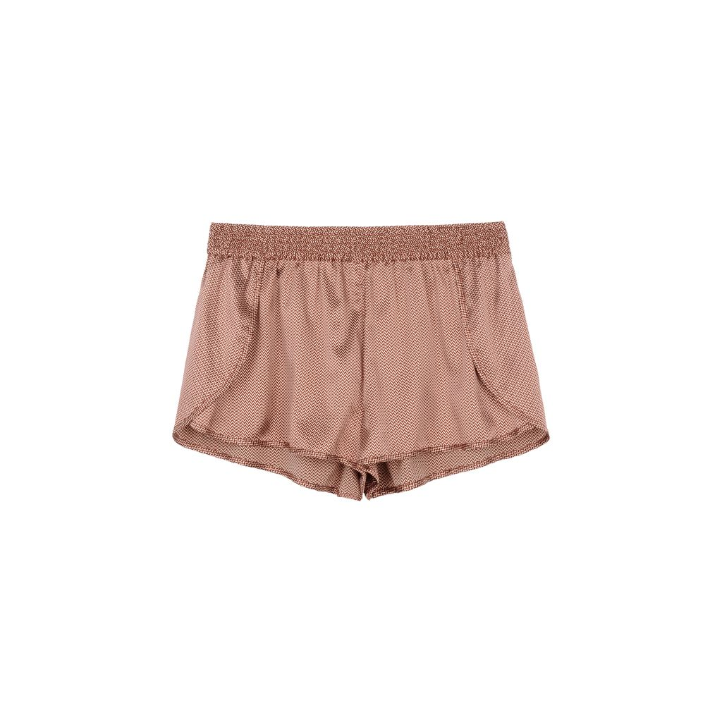 Jodie Rocking Shorts - STELLA MCCARTNEY