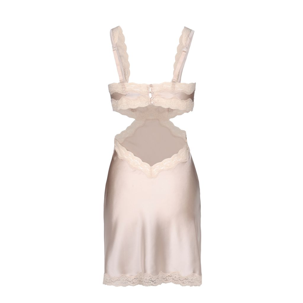 Clara Whispering Chemise - STELLA MCCARTNEY