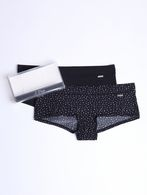 DIESEL UFPN-TOMKY-TWOPACK Panty D b